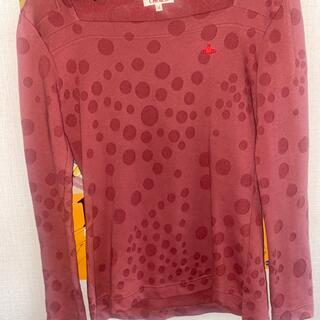ヴィヴィアンウエストウッド(Vivienne Westwood)のヴィヴィアンウエスト ウッドロンTシャツ(Tシャツ(長袖/七分))
