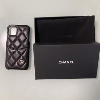 シャネル(CHANEL)の〇シャネル〇iPhone11ケース(iPhoneケース)