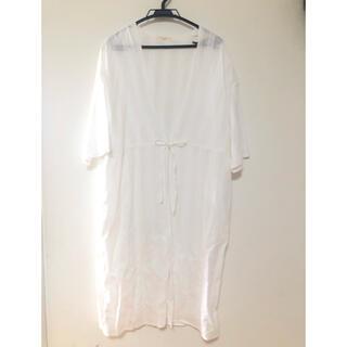 chocol raffine robe - ロング ガウンカーディガン 羽織シャツ