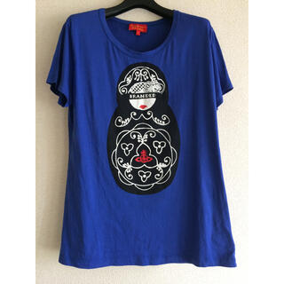 Vivienne Westwood - ヴィヴィアンウエストウッド カットソー Tシャツ