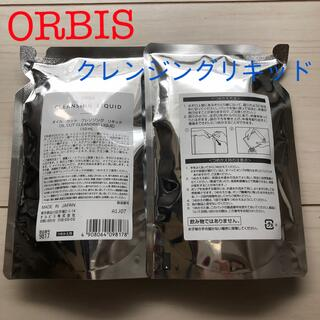 オルビス(ORBIS)のオルビス  クレンジングリキッド つめかえ用 ×2(クレンジング/メイク落とし)