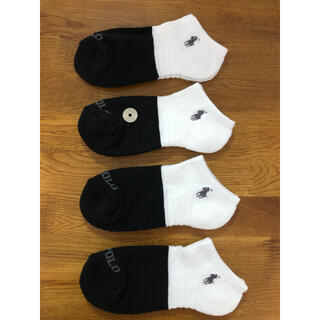 Ralph Lauren - 新品ポロラルフローレン レディースソックス 靴下 4足セット104