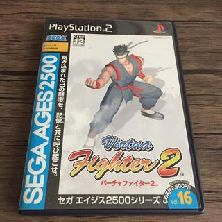 PlayStation2 - 中古PS2ソフト SEGA AGES 2500 シリーズ バーチャファイター2