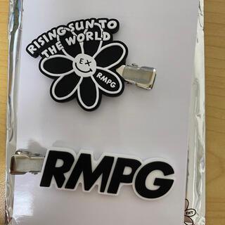 RSTW RMPG ヘアクリップ