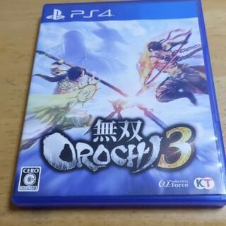 PlayStation4 - 無双OROCHI3 PS4