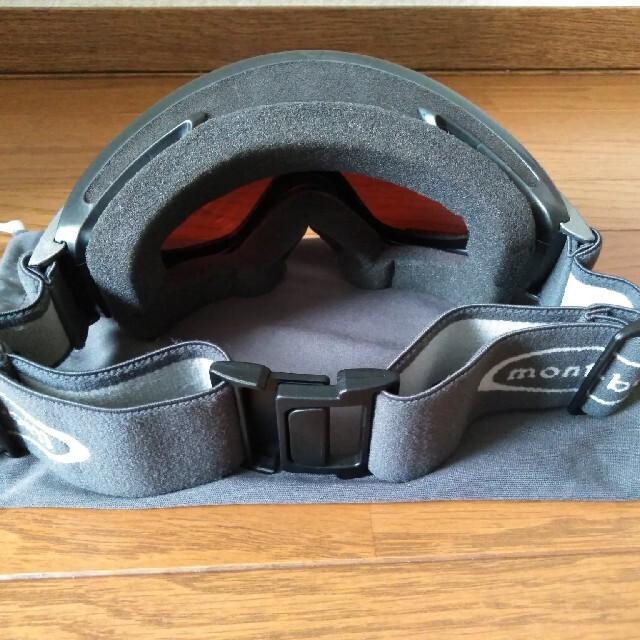 mont bell(モンベル)のモンベル ゴーグル スポーツ/アウトドアのアウトドア(登山用品)の商品写真