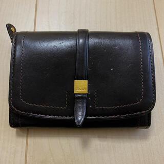 ダコタ(Dakota)のダコタ 2つ折り財布 こげ茶色(財布)