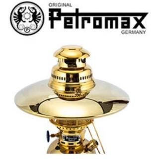ペトロマックス【Petromax】HK500用 トップリフレクター 新品 ブラス(ライト/ランタン)