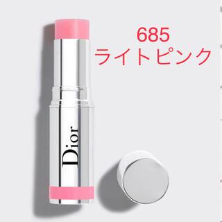 ディオール(Dior)のDIOR ディオール スティックグロウ 865 ピンクグロウ ライトピンク(チーク)