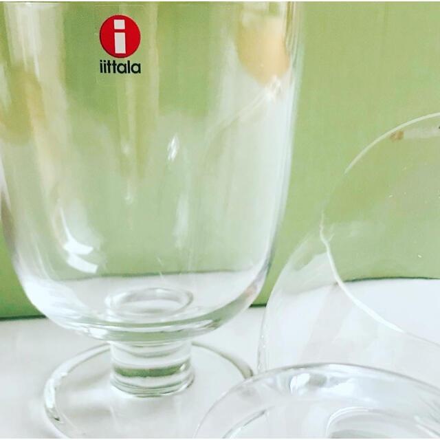 iittala(イッタラ)の新入荷!イッタラ レンピ タンブラー 340ml 2個セット箱付き インテリア/住まい/日用品のキッチン/食器(グラス/カップ)の商品写真