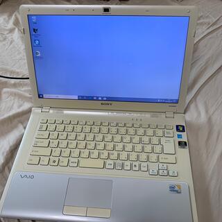 バイオ(VAIO)のSONY VAIO PCG-61111N Win10pro(ノートPC)