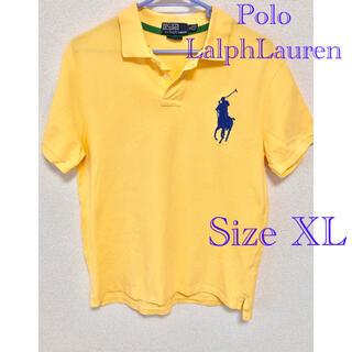 ポロラルフローレン(POLO RALPH LAUREN)の【美品】ポロラルフローレン ポロシャツ(ポロシャツ)