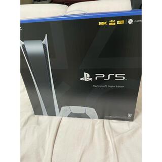 PlayStation - 新品 未使用PlayStation5 Digital Edition