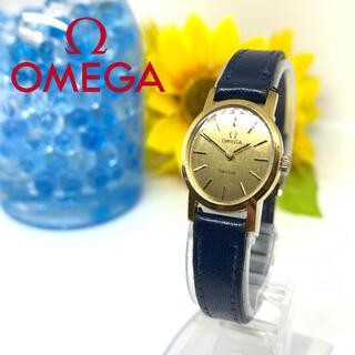 オメガ(OMEGA)のOMEGA オメガ ジュネーブ 手巻き式腕時計 アンティーク 希少品です☆(腕時計)