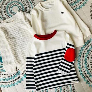 新品未使用 長袖 Tシャツ フォーマル   サイズ 90 3点セット