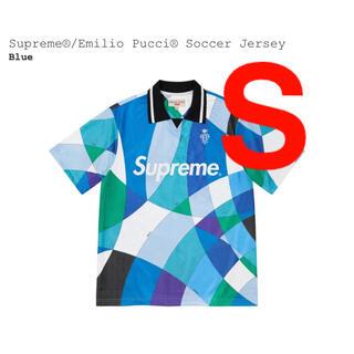Supreme - Supreme Emilio Pucci Soccer Jersey