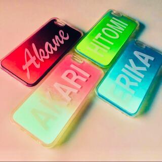 ネオンサンド ネオンサンドケース iPhoneケース iPhoneカバー 全機種