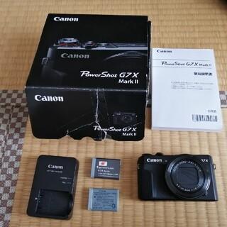 Canon - Canon powershot G7XMarkⅡ  中古品