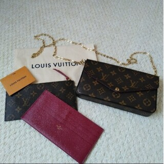 LOUIS VUITTON - ルイヴィトン ポシェットフェリシー ✨美品✨     お値下げ