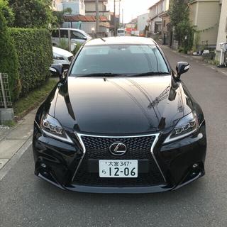 トヨタ - is250  黒革 木目