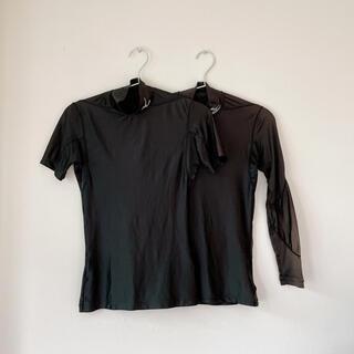 ミズノ(MIZUNO)のmizuno ミズノ アンダーシャツ 半袖 長袖 2枚セット(ウェア)