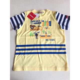 mikihouse - 新品 ミキハウス 半袖Tシャツ 100