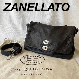 ZANELLATO - 希少 美品 マルカプント別注 ザネラート ポスティーナ バイカラー イタリア製