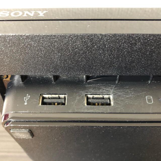 PlayStation3(プレイステーション3)のPS3 CECH-2500A 本体セット エンタメ/ホビーのゲームソフト/ゲーム機本体(家庭用ゲーム機本体)の商品写真