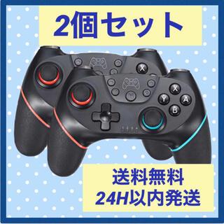 【最新型】任天堂スイッチワイヤレスコントローラー Switch無線プロコン