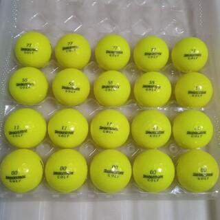 ブリヂストン(BRIDGESTONE)のロストボール  V10  最新モデル 20球(その他)