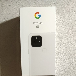 Google Pixel - Pixel 4a 5g 6/128gb