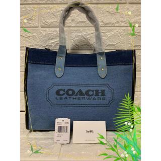 COACH - ★COACH★人気デニムトートバック.。.:*☆新品未使用