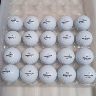 ブリヂストン(BRIDGESTONE)のロストボール➈  V10  最新モデル 20球(その他)