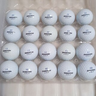 ブリヂストン(BRIDGESTONE)のロストボール⑩  V10  最新モデル 20球(その他)
