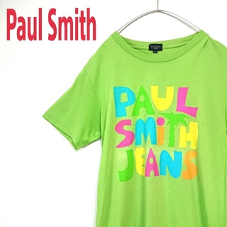 Paul Smith - PAUL SMITH JEANS ポールスミス  両面 ビッグロゴ  Tシャツ
