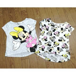 H&M - ミニー Tシャツセット H&M