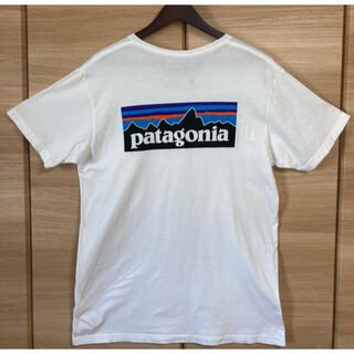 patagonia - patagonia パタゴニア ロンT サイズL