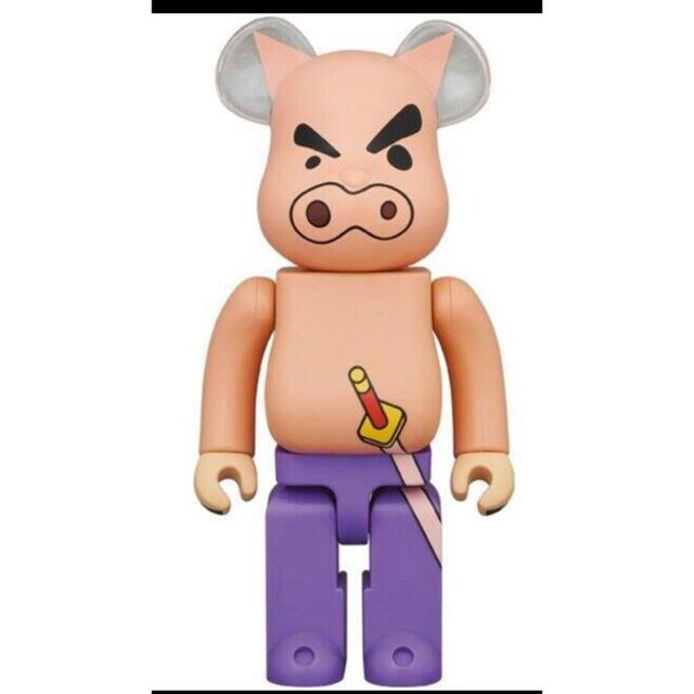 BE@RBRICKぶりぶりざえもん400% エンタメ/ホビーのおもちゃ/ぬいぐるみ(キャラクターグッズ)の商品写真