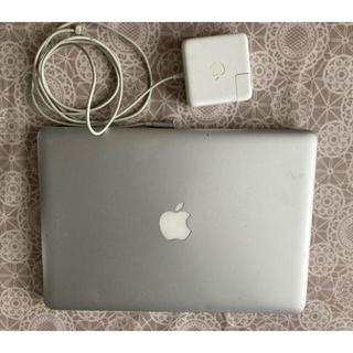 マック(Mac (Apple))のmacbook pro mid 2012 13インチ(ノートPC)