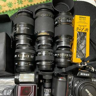 Nikon - Nikon カメラ レンズセット売り。