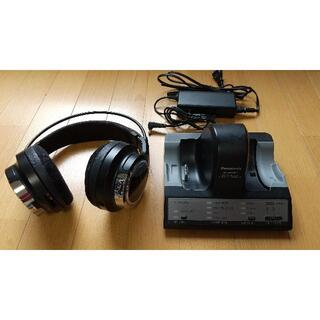 パナソニック(Panasonic)のパナソニック ワイヤレスサラウンドヘッドホン(ヘッドフォン/イヤフォン)