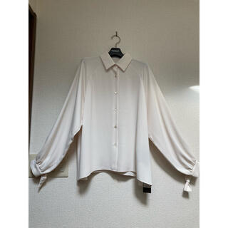 FOXEY - FOXEY ブラウス 66,000円 DM掲載 38 美品 フォクシー 白