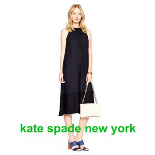 kate spade new york - すぐ着れる! ケイトスペード マキシドレス