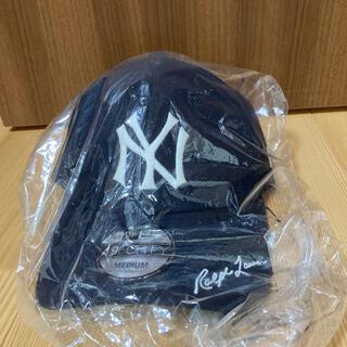 ポロラルフローレン(POLO RALPH LAUREN)の新品 MLB Ralph Lauren ヤンキース キャップ M ネイビー(キャップ)