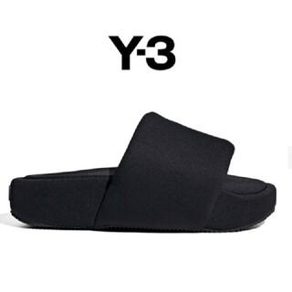 Y-3 - 【定価24200円!完売品!ゴールデンサイズ!】Y-3 SLIDL 厚底サンダル