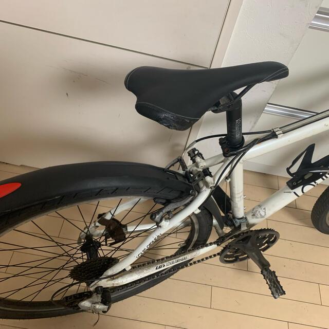 LOUIS GARNEAU(ルイガノ)のルイガノ  LGS-FIVEマウンテンバイク Mサイズ スポーツ/アウトドアの自転車(自転車本体)の商品写真