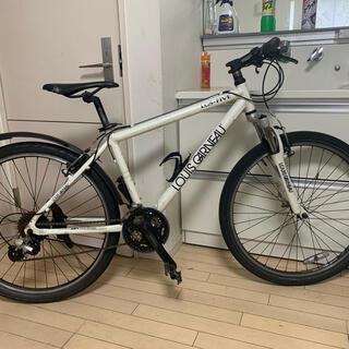 ルイガノ(LOUIS GARNEAU)のルイガノ  LGS-FIVEマウンテンバイク Mサイズ(自転車本体)