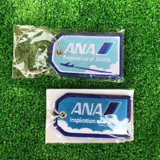 ANA(全日本空輸) - ANA ネームタグ 2種類