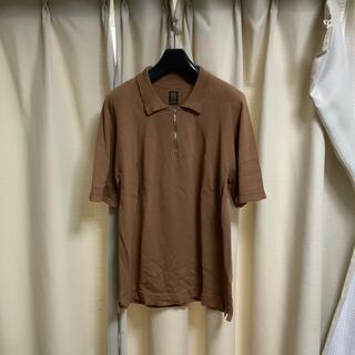 コモリ(COMOLI)のバトナー ポロシャツ サイズ3 美品(ポロシャツ)