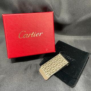 カルティエ(Cartier)の美品★ CARTIER カルティエ 2C マネークリップ お札(マネークリップ)
